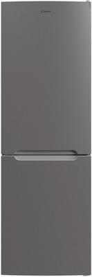 Двухкамерный холодильник Candy CCRN 6180S встраиваемый холодильник candy ckbbs 172 f