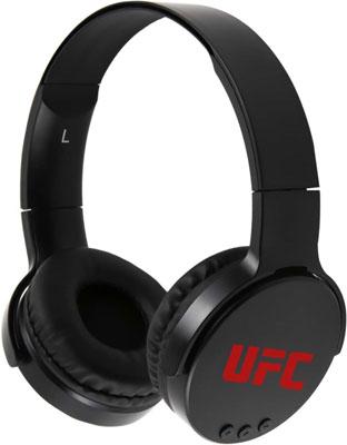 Фото - Беспроводные наушники Red Line (UFC) (полноразмерные) BHS-18 черный takstar микрофон для конференций черный