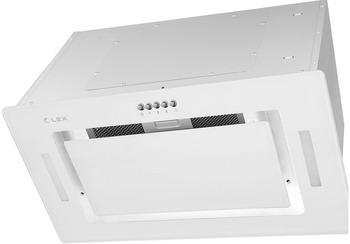 Вытяжка Lex GS BLOC G 600 WHITE встраиваемая вытяжка lex gs bloc g 600 white