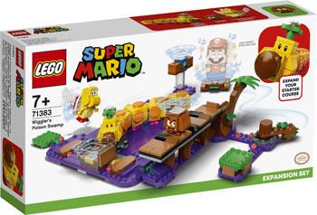 Конструктор Lego SUPER MARIO ''Дополнительный набор «Ядовитое болото егозы»''