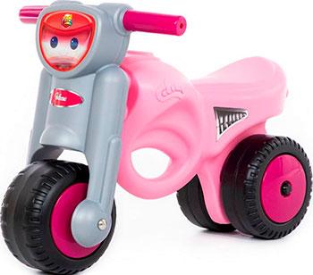 Каталка-мотоцикл Coloma Y Pastor 48233_PLS Мини-мото розовая coloma y pastor мотоцикл disney pixar тачки разноцветный