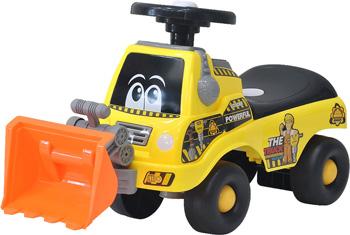 Детская каталка Everflo Bulldozer ЕС-912 yellow
