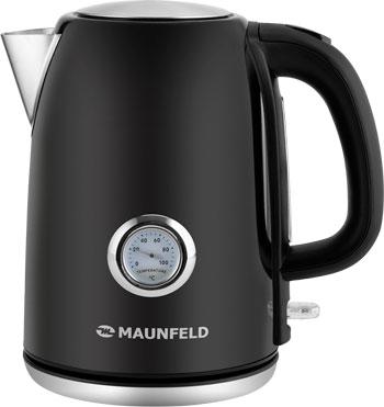 Фото - Чайник электрический MAUNFELD MFK-624B чайник электрический maunfeld mfk 624b