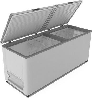 лучшая цена Морозильный ларь Frostor F 700 SD