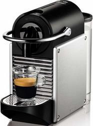 Кофемашина капсульная DeLonghi EN 125.S Nespresso кофемашина капсульная delonghi nespresso en 560 w
