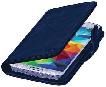 Чехол (флип-кейс) Promate Zimba-S5 синий чехол флип кейс promate tama s5 синий