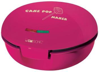 Капкейк мэйкер Clatronic CPM 3529 pink парогенератор с утюгом mac5 cpm 250