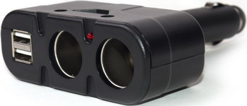 Автомобильное зарядное устройство Harper DP-033