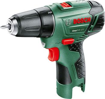 Дрель-шуруповерт Bosch EasyDrill 12-2 без АКБ и з/у 0603972 A 04 комплект для эхолота аккумулятор и з у