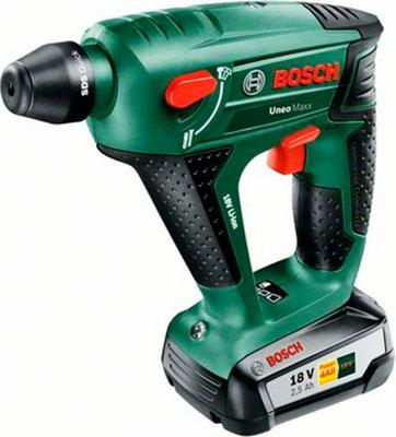 Перфоратор Bosch Uneo Maxx 1 АКБ 060395230 F