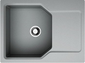 цена на Кухонная мойка Omoikiri Yonaka 65-GR Artgranit/leningrad grey (4993346)