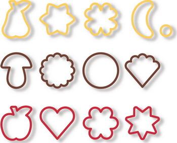 Фото - Традиционные формочки для печенья Tescoma DELICIA 13шт 630900 традиционные формочки для печенья tescoma delicia 13шт 630900