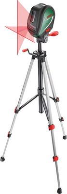 Линейный лазерный нивелир Bosch UniversalLevel 3 SET штатив 0603663901 линейный лазерный нивелир bosch universallevel 2 set штатив 0603663801