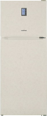 лучшая цена Двухкамерный холодильник Vestfrost VF 473 EB
