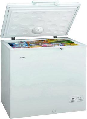 Морозильный ларь Haier HCE 259 R морозильный ларь haier hce 519 r