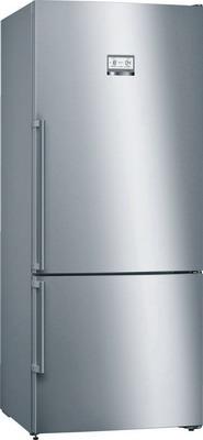 Двухкамерный холодильник Bosch KGN 76 AI 22 R двухкамерный холодильник bosch kgn 39 vl 17 r