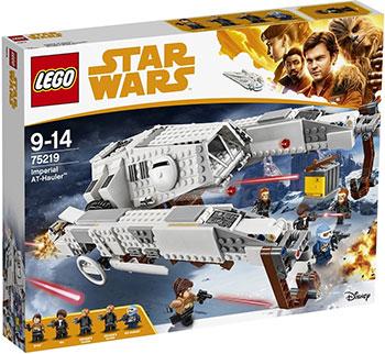 Конструктор Lego Star Wars TM 75219 Имперский шагоход-тяга цена