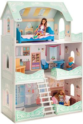 цена на Кукольный дом Paremo Вивьен Бэль (с мебелью) PD 318-09