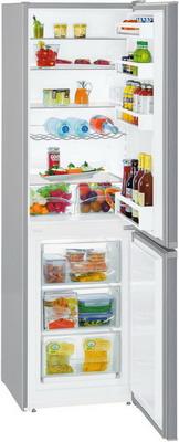 Двухкамерный холодильник Liebherr CUef 3331-20 двухкамерный холодильник liebherr cuef 3515 20