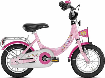 Велосипед Puky ZL 12-1 Alu 4129 Lillifee Принцесса Лиллифи puky puky велосипед 3 х колесный cat 1l lillifee