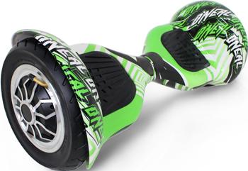 цена на Гироскутер HOVERBOT C-1 Light green multicolor