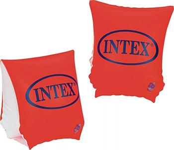 круги и нарукавники для плавания Нарукавники для плавания Intex ''Делюкс'' от 3 до 6 лет 58642