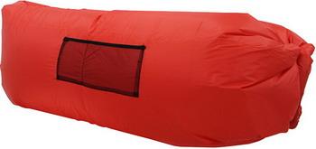 Лежак надувной Ламзак красный во3500 цена