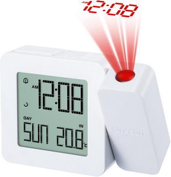 Проекционные часы с измерением температуры Oregon Scientific RM 338 PX-w белый термометр oregon scientific rmr221pn