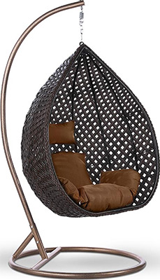 Подвесное кресло Афина AFM-250 B-L кресло афина afm 407 g grey