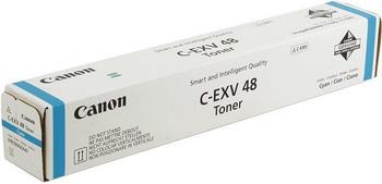 Тонер Canon C-EXV 48 C 9107 B 002 Голубой цена