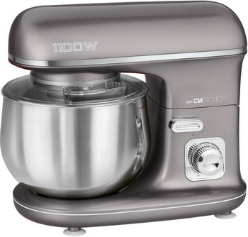 лучшая цена Кухонный комбайн Clatronic KM 3712 titan