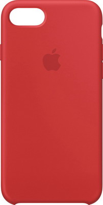 Фото - Чехол (клип-кейс) Apple Silicone Case для iPhone 8/7 цвет (PRODUCT RED) красный MQGP2ZM/A чехол для apple iphone 8 apple iphone 7 apple iphone 6 6s plasma series case для iphone 6s 7 8