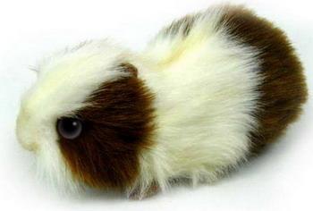 Мягкая игрушка Hansa Creation Морская свинка бело-коричневая 3735 моя маленькая морская свинка
