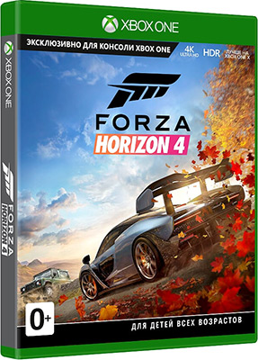Игра для приставки Microsoft Xbox One: Forza Horizon 4 Рус.субтитры. (GFP-00020)