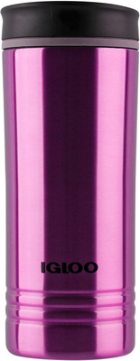 Кружка-термос Igloo из нержавеющей cтали ''Isabel'' 473 мл Purple Wine