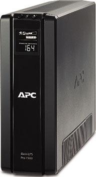 Источник бесперебойного питания APC Back-UPS Pro BR1500G-RS smile rs 3633 ростер 6 в 1