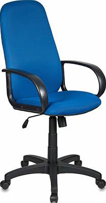 Кресло Бюрократ CH-808AXSN/TW-10 синий