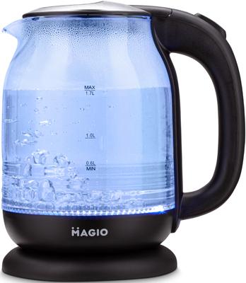 Чайник электрический MAGIO MG-983 черный цены онлайн