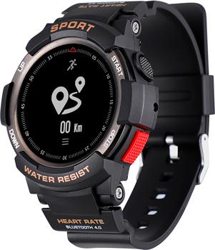 Умные часы NO.1 F6 черные (NO.1F6BL) цена