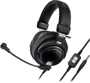 Компьютерная гарнитура Audio-Technica ATH-PG1 audio technica ath pg1 проводная гарнитура black