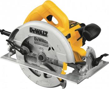 Циркулярная пила DeWalt DWE575-KS 1600Вт (ручная)