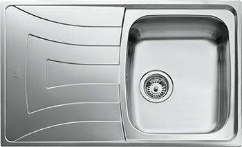 Кухонная мойка Teka, UNIVERSO 79 1В 1DВa, Испания  - купить со скидкой