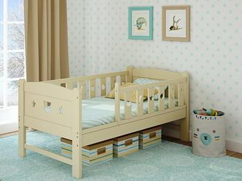 Детская кроватка Giovanni DREAM Ivory 160*80см GB1084WR