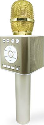 Фото - Микрофон Funtastique BLUETOOTH NEX (золотой) FM01G чашка с блюдцем cmielow happa золотой завиток 180мл фарфор
