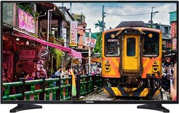 Фото - LED телевизор ASANO 43LF1010T черный телевизор asano 43 43lf1010t