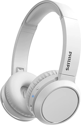 Накладные беспроводные наушники Philips TAH4205WT/00 WHITE