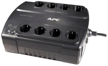Источник бесперебойного питания APC Back-UPS 550 VA BE 550 G-RS источник бесперебойного питания 650 va
