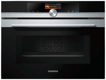 лучшая цена Встраиваемый электрический духовой шкаф Siemens CM 636 GB S1