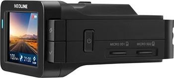 Автомобильный видеорегистратор Neoline X-COP 9000 автомобильный видеорегистратор neoline x cop r 750