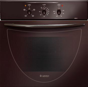 Встраиваемый электрический духовой шкаф GEFEST ЭДВ ДА 602-01 К все цены